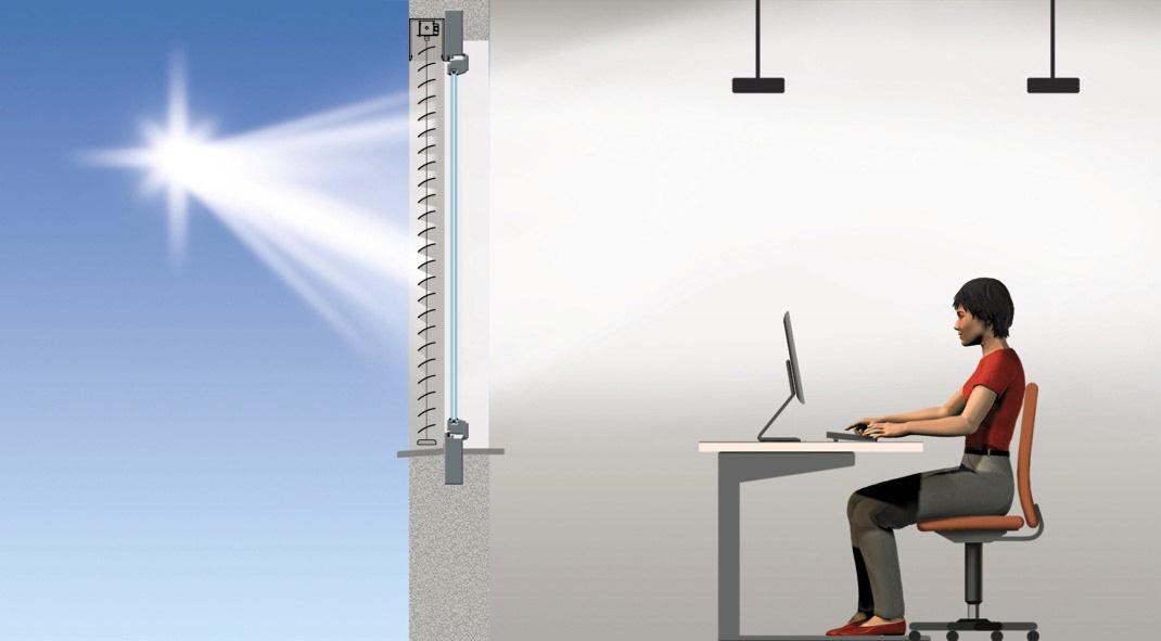 Tageslichtnutzung